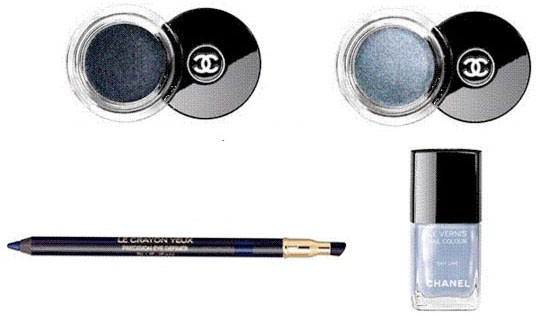 La Collection Bleu Illusion de Chanel