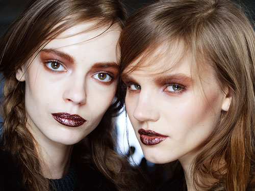 Les plus beaux Make up de la New-York Fashion Week 2014 !