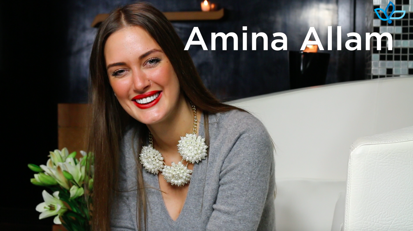 Amina allam interview BloomingBox