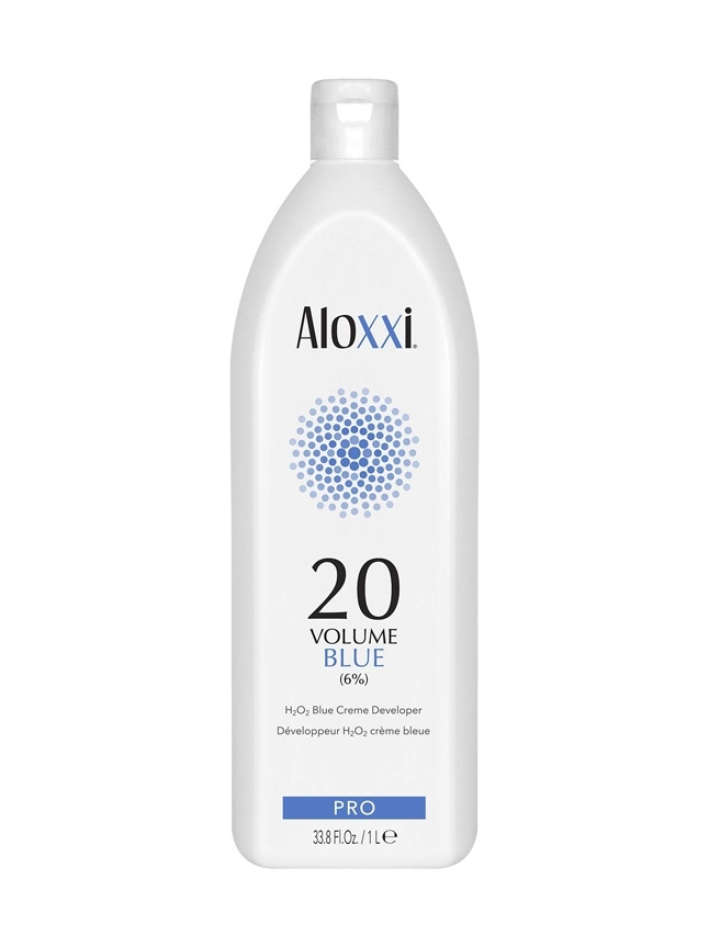 Aloxxi CREME DEVELOPER BLUE 20 VOLUME
