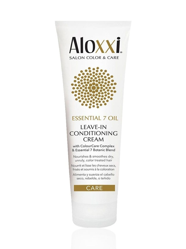Aloxxi Essential 7 Oil Leave in conditioning cream