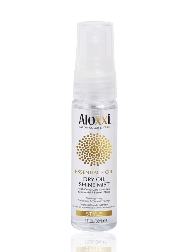 Aloxxi Essential 7 Oil Dry oil Shine Mist