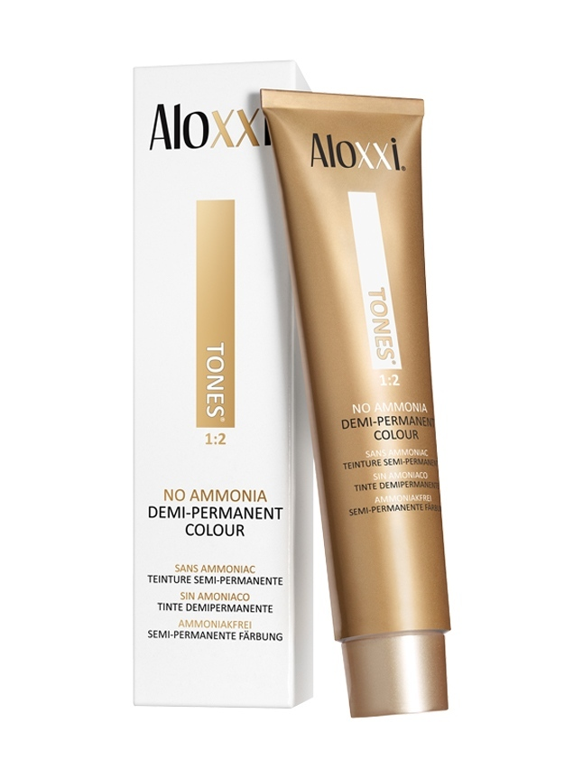 ALOXXI TONES ® Demi Permanent Colour