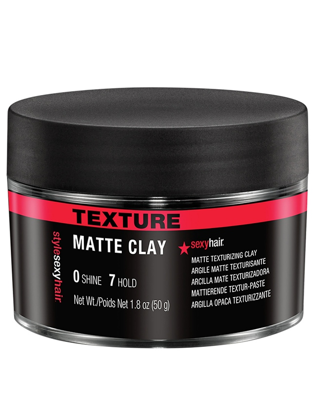 Sexy Hair Matte Clay 50ml