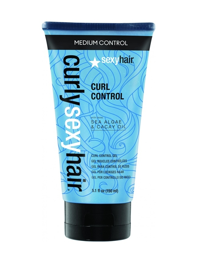 Sexy Hair Curl Control Gel