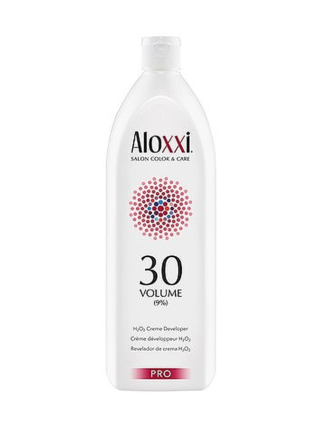 Aloxxi CREME DEVELOPER 30 VOLUME
