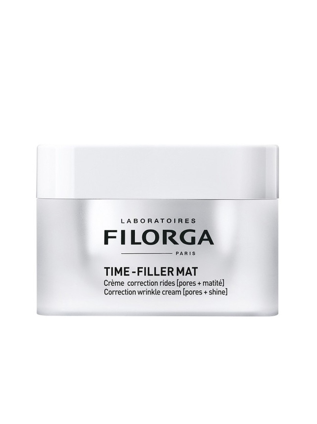 FILORAGA TIME-FILLER MAT Crème Perfectrice Correction Rides