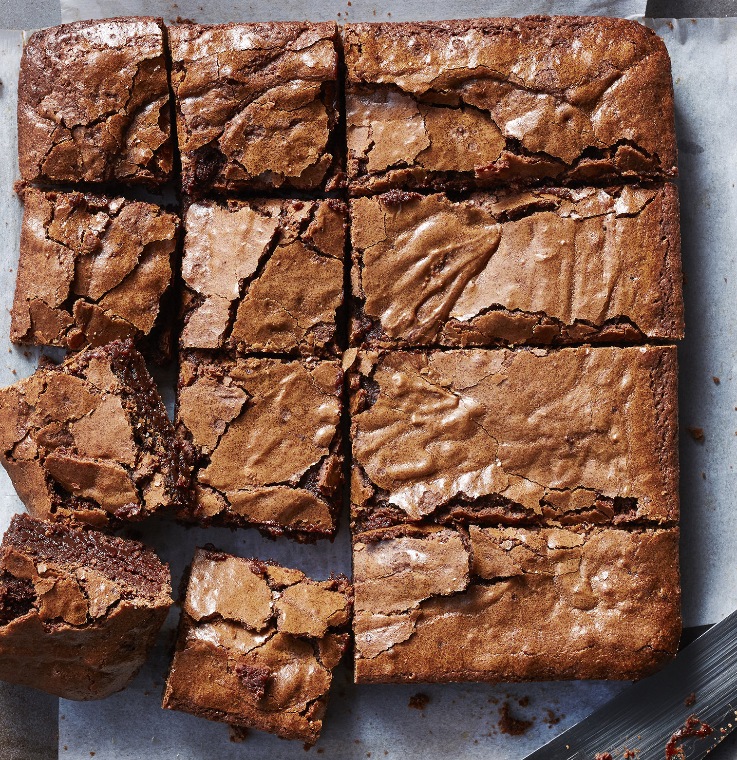 Le brownie fudgy le plus gourmand!