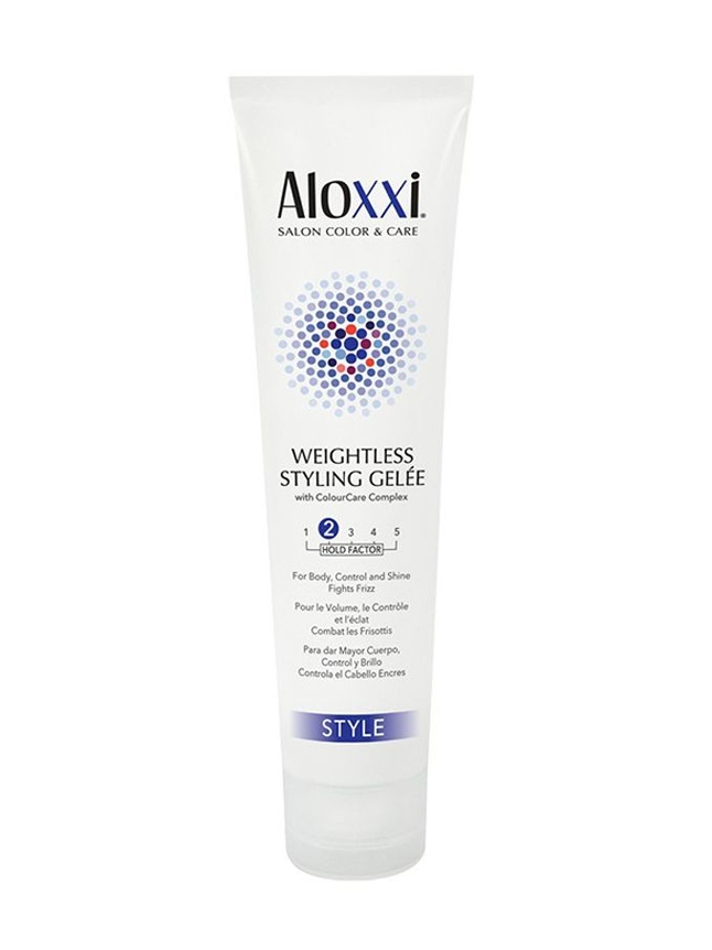 Aloxxi WEIGHTLESS STYLING GELEE