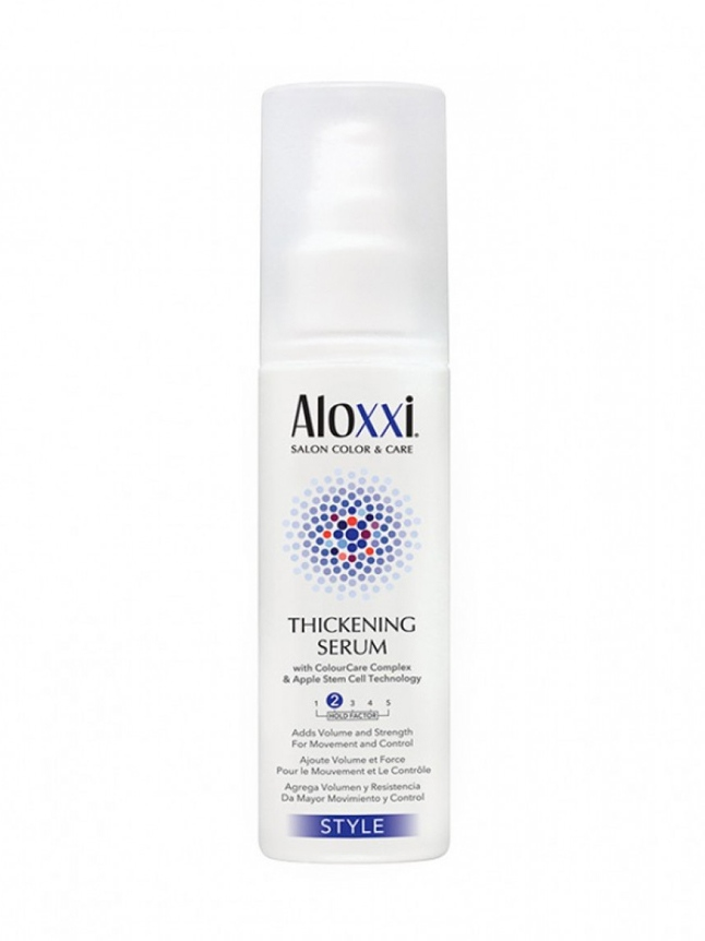 Aloxxi THICKENING SERUM