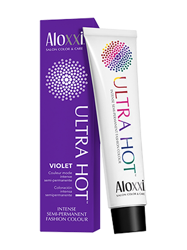 Aloxxi Ultra Hot Couleurs Vibrantes