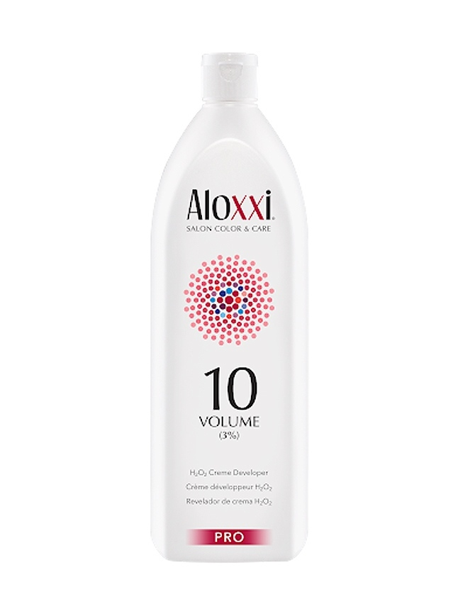 Aloxxi CREME DEVELOPER 10 VOLUME