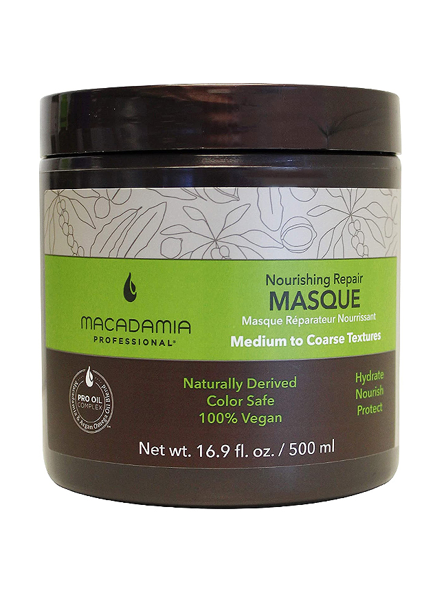 Macadamia Natural Oil Nourishing Repair Masque