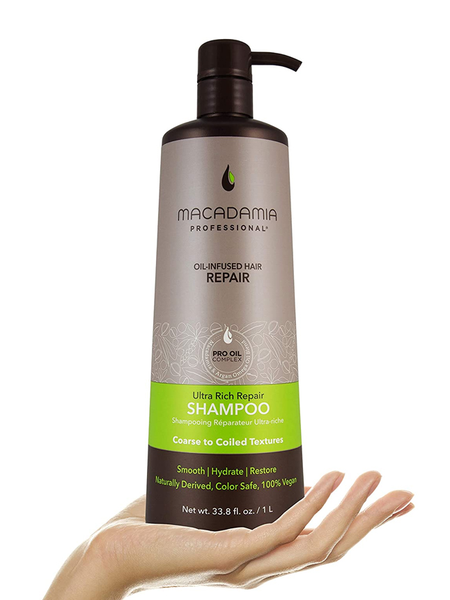Ultra Rich Repair Shampoo